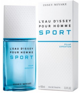 ISSEY MIYAKE L'Eau d'Issey pour Homme Sport Polar Expedition EDT 125ML