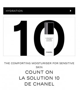 CHANEL LA SOLUTION 10 CREAM 30ML