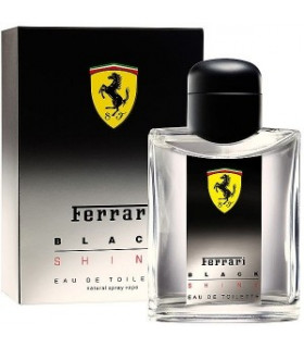 FERRARI M BLACK SHINE 125ML