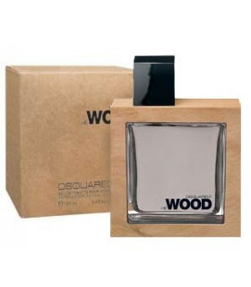 DSQUARED2 M he wood edt 100ml