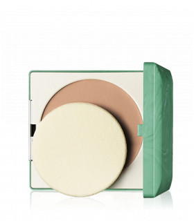 CLINIQUE COMPACT STAY-MATTE PRESSED POWDER 02