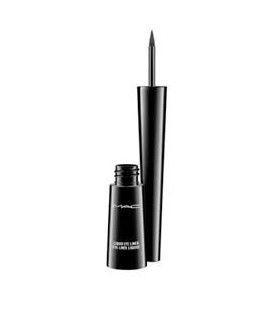 MAC EYE LINER LIQUID BOOT BLACK