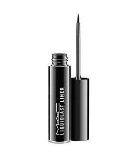 MAC eye liner liquidlast liner point black