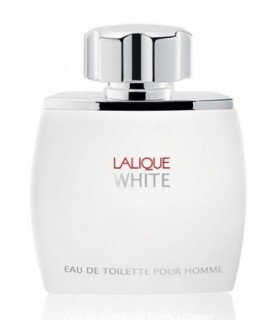 LALIQUE M WHITE EDTS 125ML