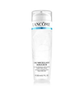 LANCOME EAU MICELLAIRE DOUCEUR CLEANSING WATER 200