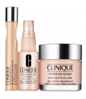 CLINIQUE MOISTURE SURGE SURGE SET