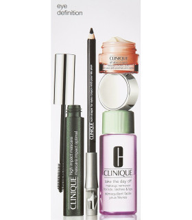 CLINIQUE BEAUTY SET MASCARA EYE DEFINITION SET