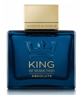 ANTONIO BANDERAS M KING ABSOLUTE 100ML