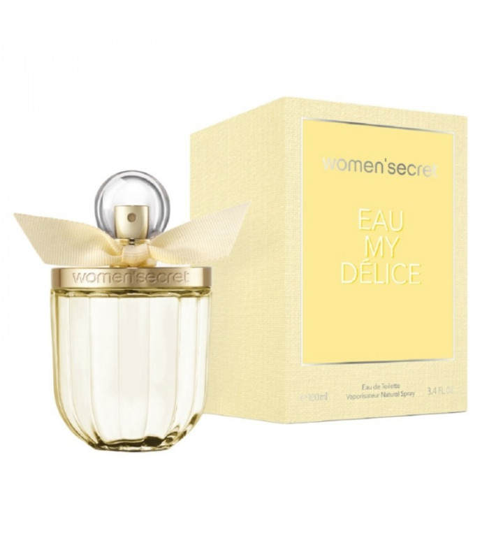 WOMEN'SECRET W EAU MY DELICE EDT 100ML