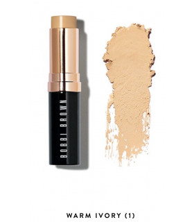 BOBBI BROWN FOUNDATION STICK WARM IVORY 1