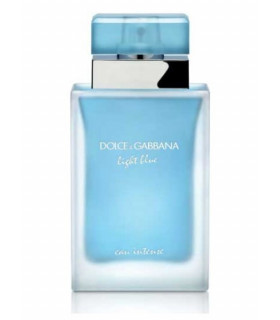 D&G W LIGHT BLUE EAU INTENSE EDT 50ML