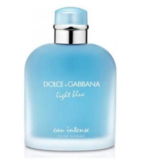 D&G W LIGHT BLUE EAU INTENSE EDT 200ML