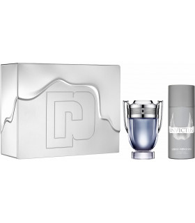 PACO RABANNE INVICTUS EDT SET 100ML