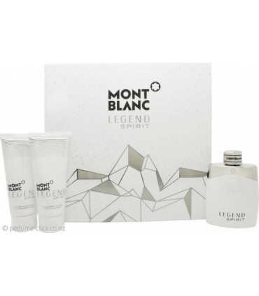 MONTBLANC LEGEND SPIRIT 100ML GIFT SET