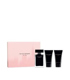 NARCISO RODRIGUEZ W FOR HER EDT 100ML GIFT SET