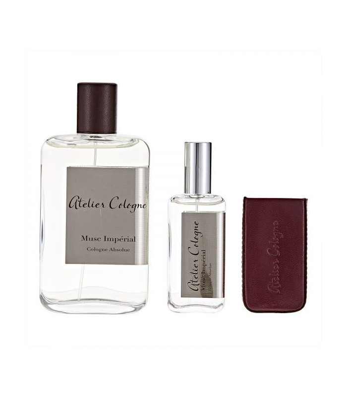 ATELIER COLOGNE MUSC IMPERIAL GIFT SET 200ML