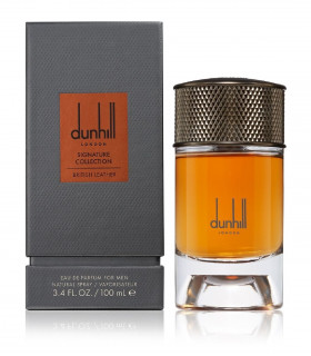 DUNHILL SIGNATURE COLLECTION BRITISH LEATHER EDP 100ML