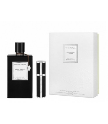 Van Cleef & Arpels Collection Ambre Imperial EDP + TRAVEL REFILABLE 75ML