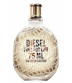 DIESEL FUEL FOR LIFE EDP 75ML