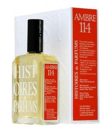 HISTOIRES DE PARFUMS AMBRE 114 EDP 120ML