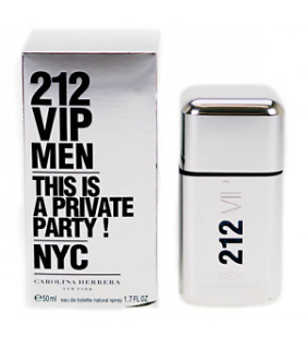 CAROLINA HERRERA 212 VIP THIS IS PRIVATE PARTY EDT 50ML