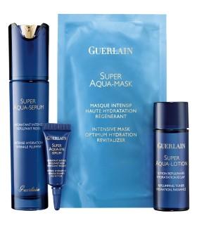 Guerlain Super Aqua Serum Eye , Serum, Toner , Mask