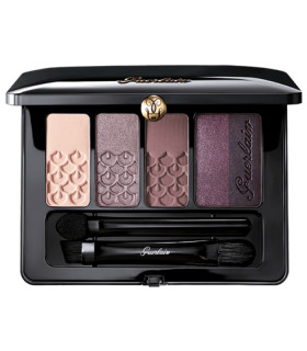 Guerlain Eyeshadow Palette 5 Couleurs Nude to Smoky Look 01