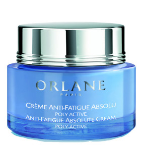 ORLANE ANTI FATIGUE ABSOLUTE RADIANCE POLY-ACTIVE CREAM 50ML