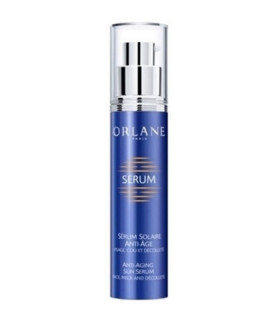 ORLANE ANTI AGING SUN SERUM FACE NECK DECOLLETE