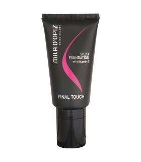 Mila d'Opiz Final Touch Silky Foundation 30 -30ML