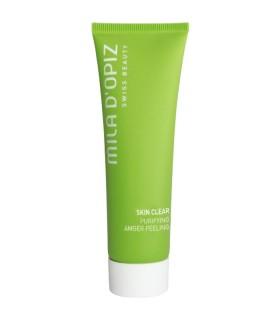 Mila d'Opiz Skin Clear Purifying Amber Peeling 50ML