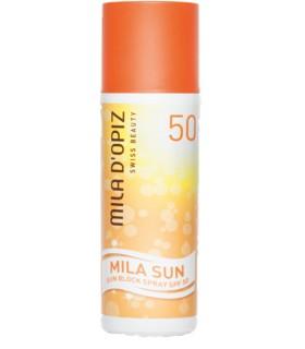 Mila d'Opiz Mila Sun Sun Block Spray SPF 50 100ML